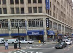 Downtown Newark, NJ